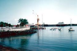 CALA SALADA O FUSTAN Historia de La Palma