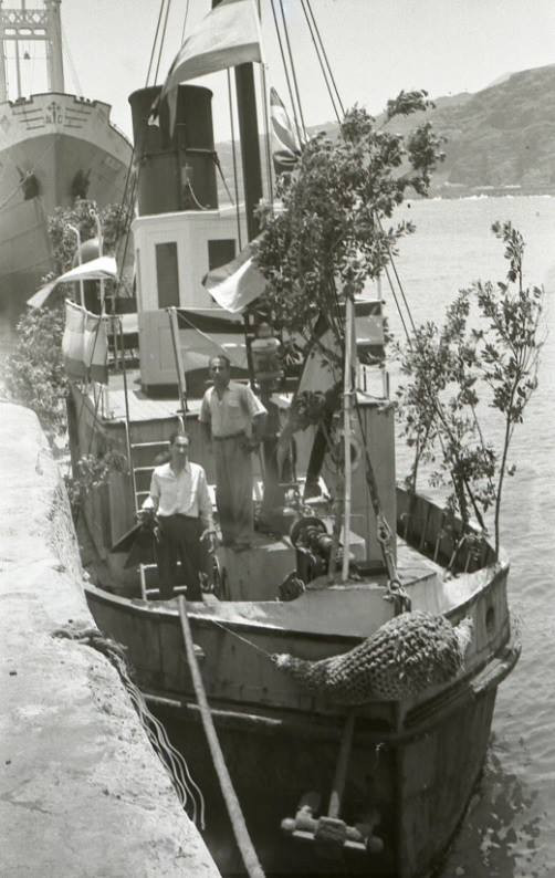 Fiestas del Carmen. Archivo insular.jpg