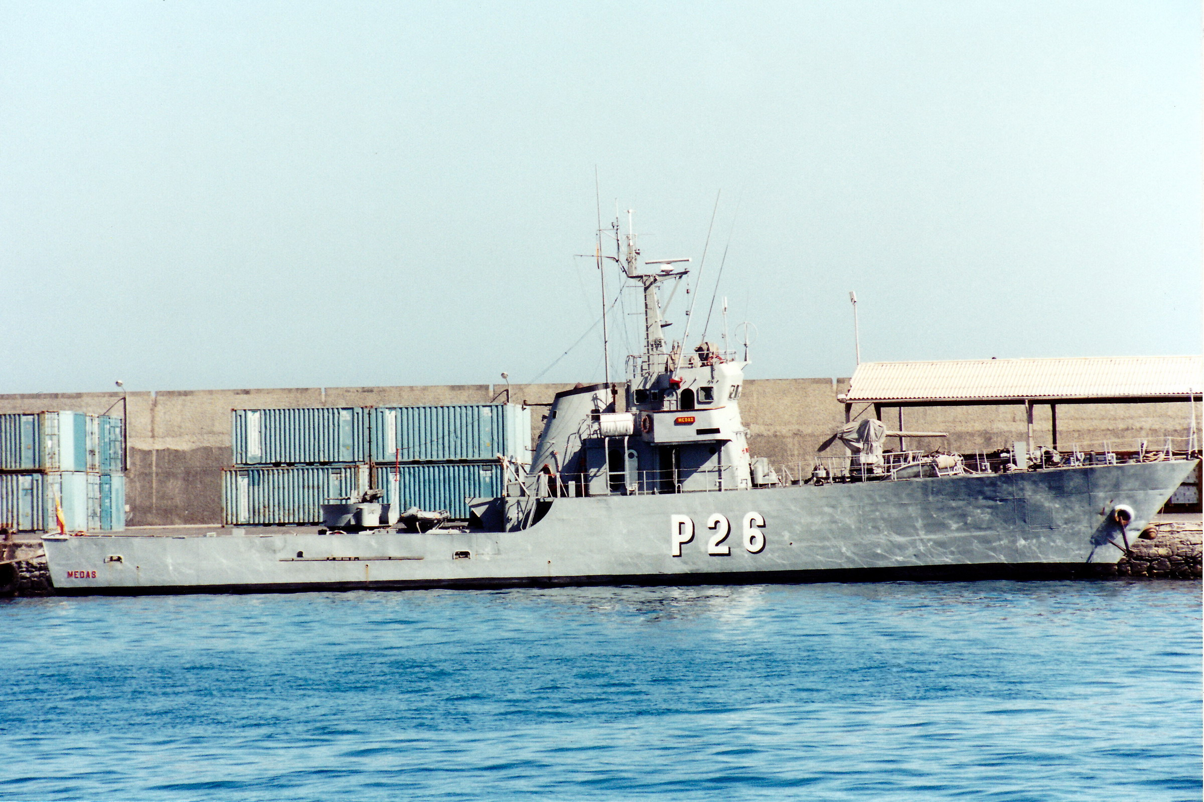MEDAS P-26 ©Noray (1)