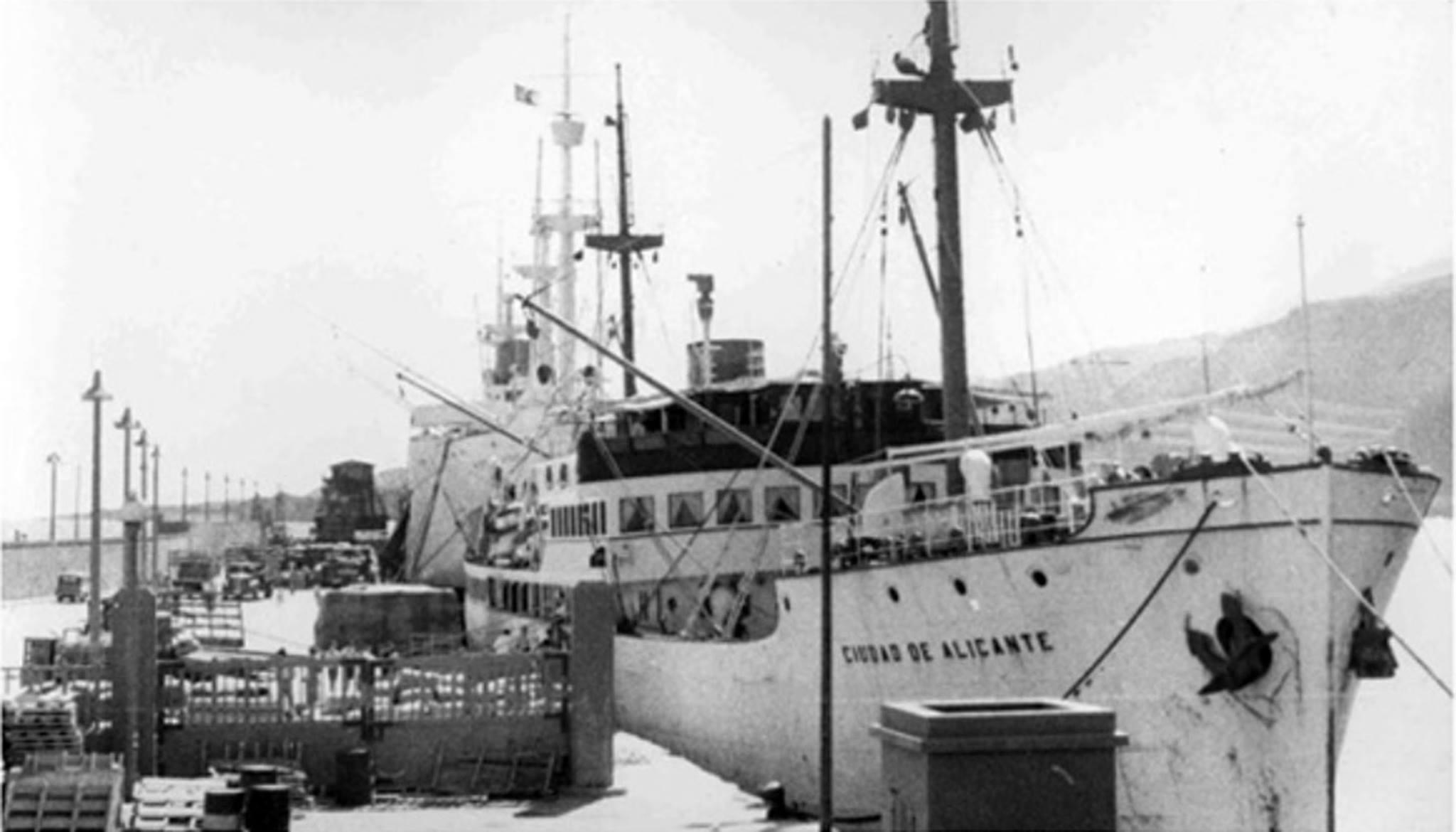 CIUDAD DE ALICANTE 5074252. Fuente Historia de La Palma (Facebook)  (1)
