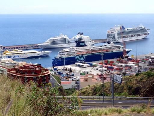 ©Puertos de Tenerife