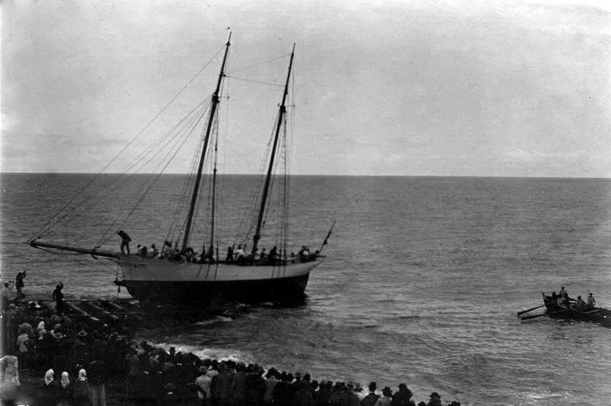 LA OROTAVA 1903