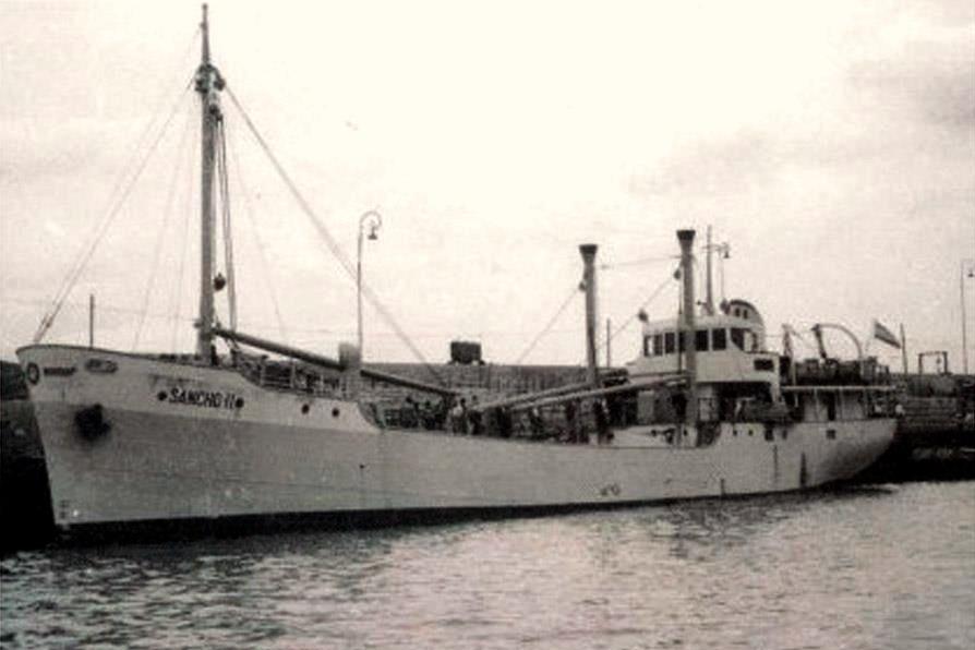 SANCHO II  5310589