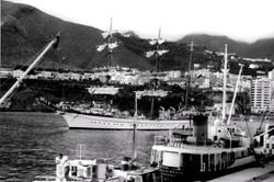 GORCH FOCK  Fuente Historia de La Palma (Facebook) (2)