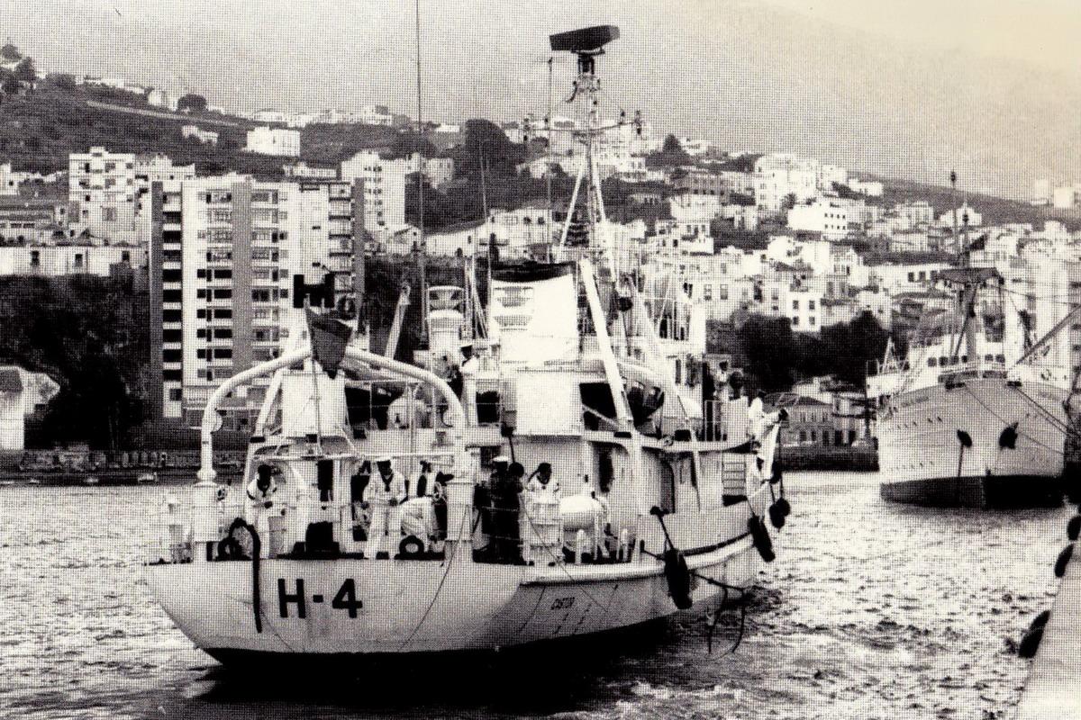 CASTOR H-4. FUENTE Noray