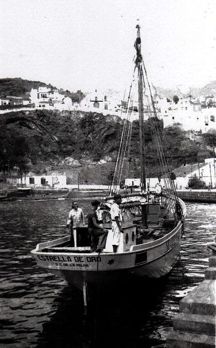03ESTRELLA DE ORO  Fuente Historia de La Palma (Facebook)