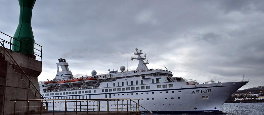 ASTOR y VENTURA abren la temporada de cruceros