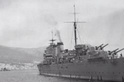 CANARIAS (crucero) 1964