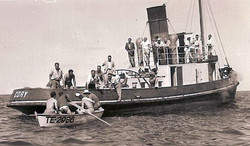 CORY (remolcador) Fuente Historia de La Palma (Facebook)