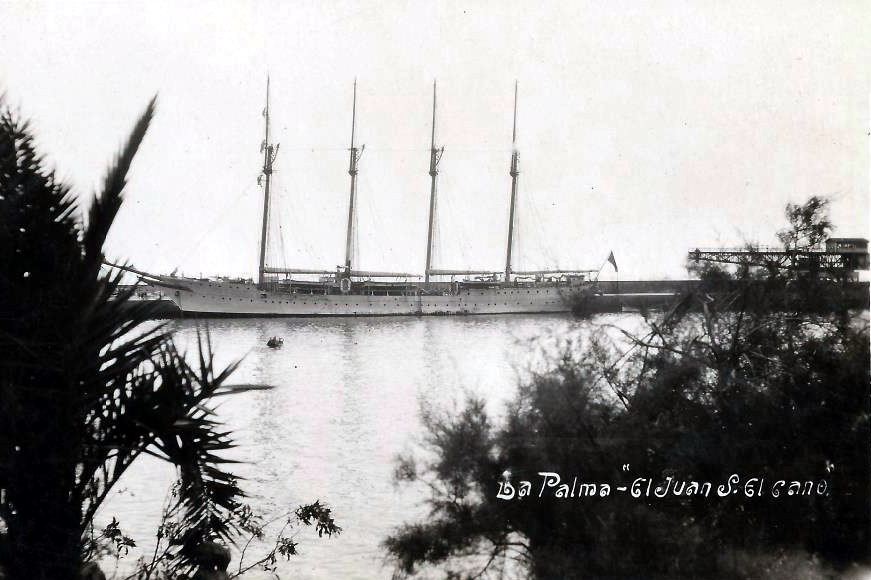 02JUAN SEBASTIAN DE ELCANO 8642567 Fuente Historia de La Palma (Facebook) (1)