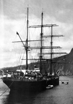GALATEA. Museo Naval