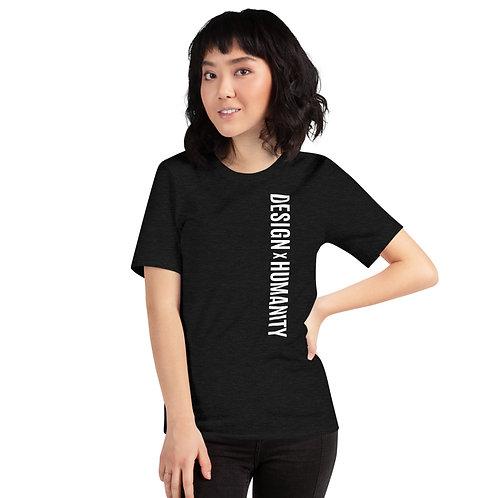 Vertical Unisex T-Shirt (Dark)