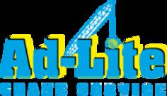 Ad-Lite Crane Service in San Francisco Bay Area, Marin, Sonoma, Alameda, Napa, Solano Counties