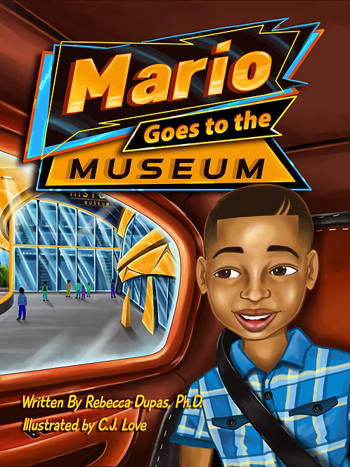 Mario Goes to the Museum