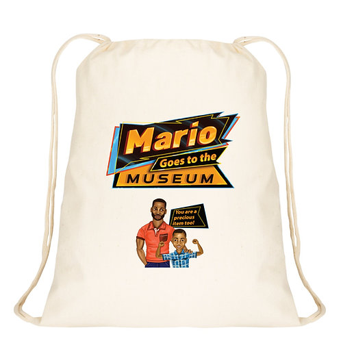 Mario's Backpack