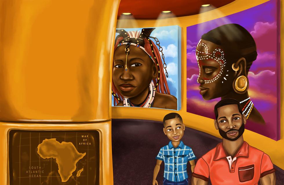 THE WONDERS OF AFRICA