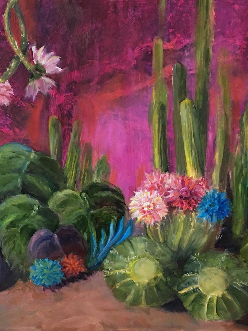 Frida's Garden by Julia Watson