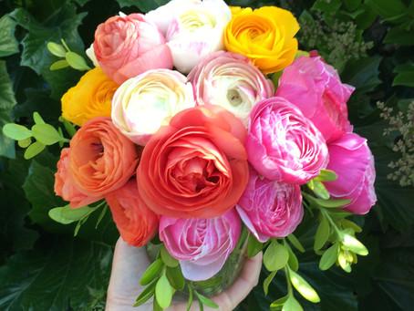 A Seasonal Bouquet
