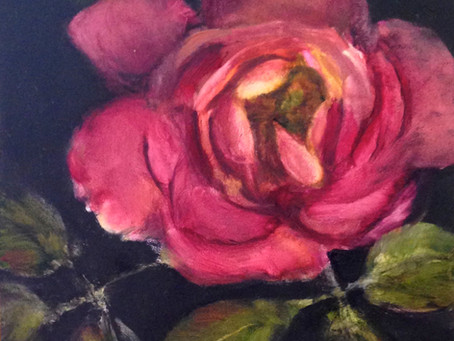 Painting from the Garden