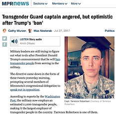 Trump Trans Ban