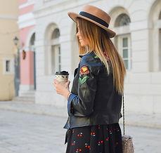 Chapeau et café