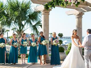 Summer Lakeside Wedding