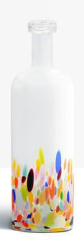 Grande bouteille confettis