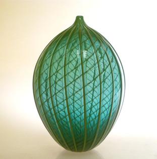 Vase filigrane
