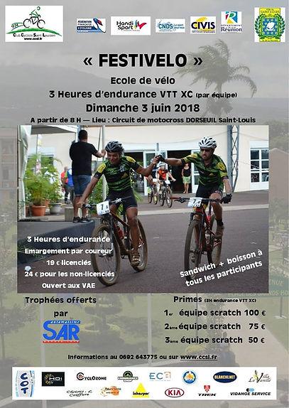 Festi vélo 2018