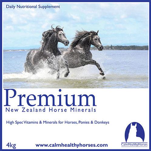 Premium NZ Horse Minerals - Non-Sel