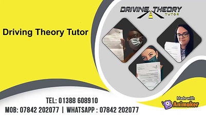 Driving Theory Tutor