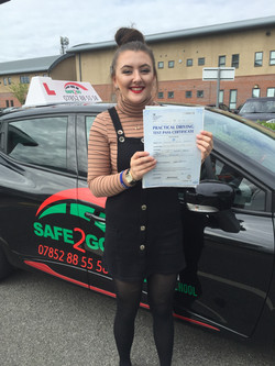 Extended Driving Test