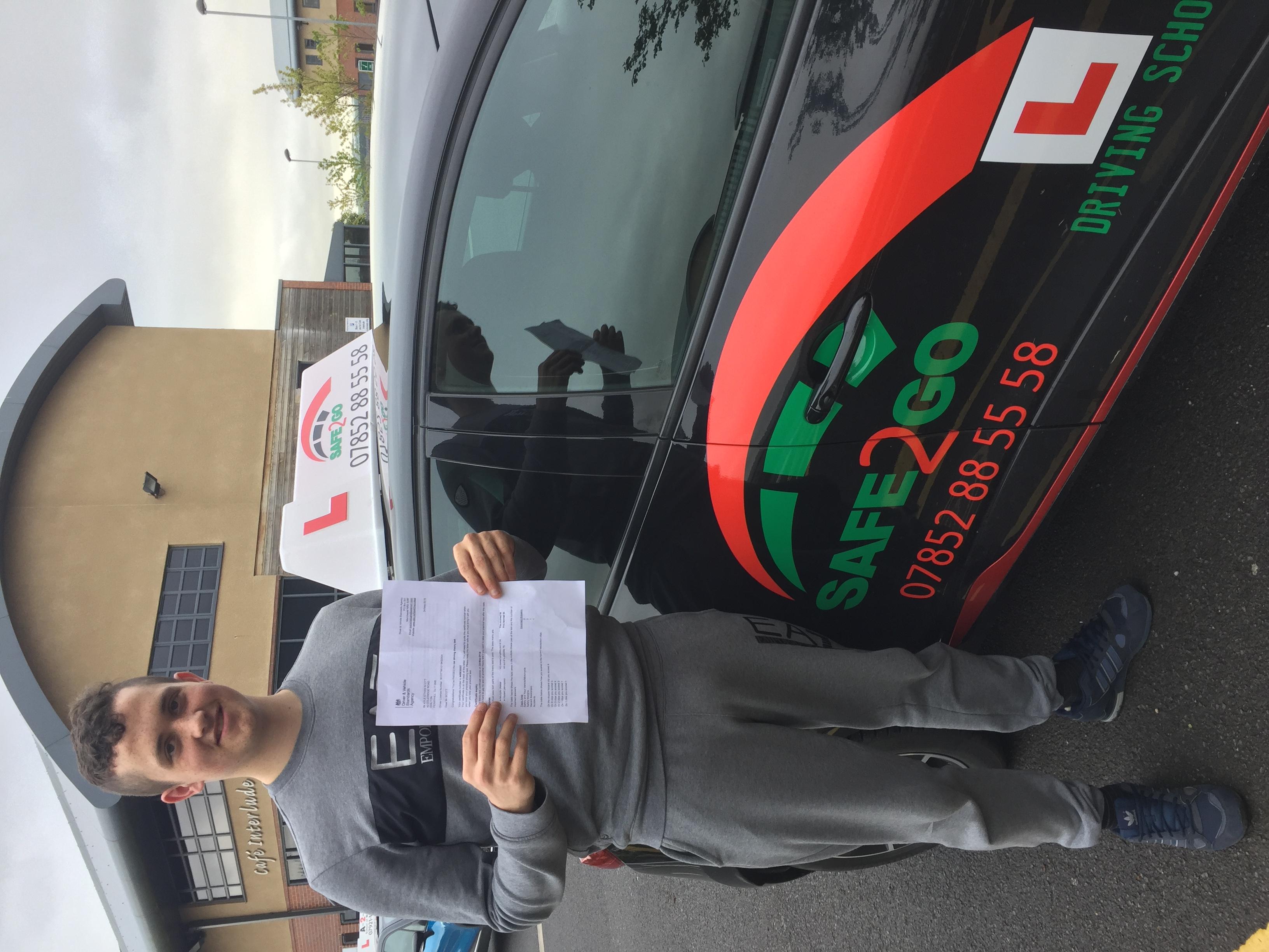 Driving Instructor Bishop Auckland