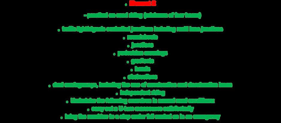 CBT Module 3 Element E