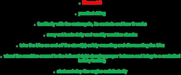 CBT Module 1 Element B