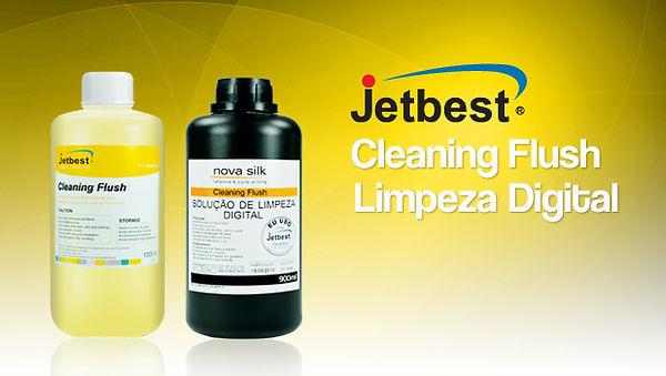 Solução de Limpeza