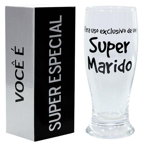COPO CERVEJA 530ML SUPER MARIDO