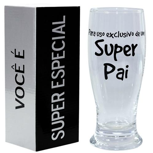 COPO CERVEJA SUPER PAI 530ML