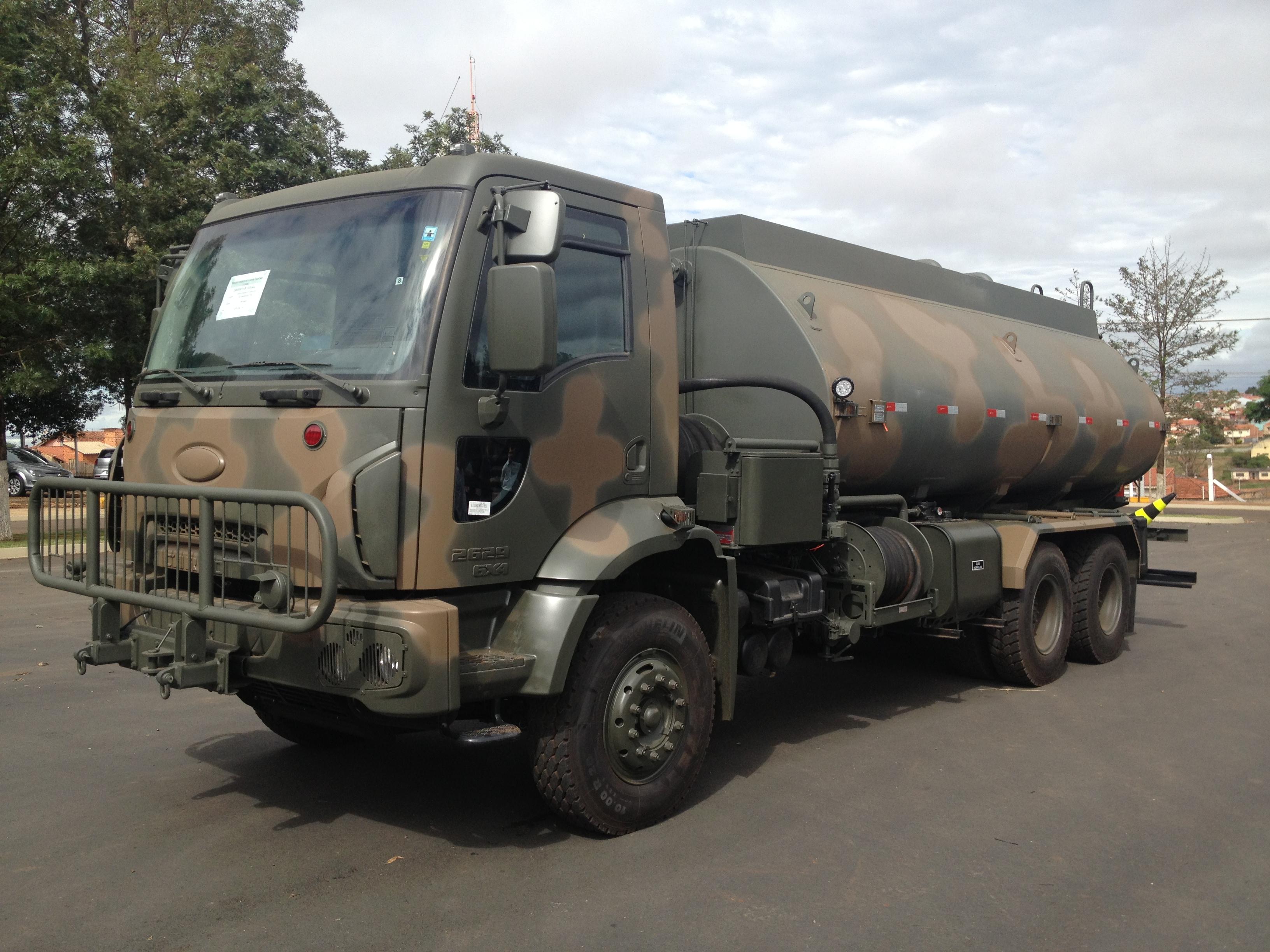 Tanque Abastecedor QAV
