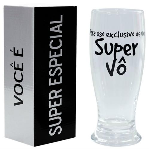 COPO CERVEJA SUPER VÔ 530ML