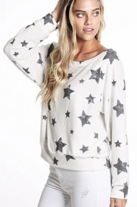 Starry Skies Lounge Top