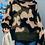 Thumbnail: Camo T-Neck Sweater