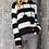 Thumbnail: Striped Fuzzy Sweater