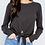 Thumbnail: Tie Waist Sweater