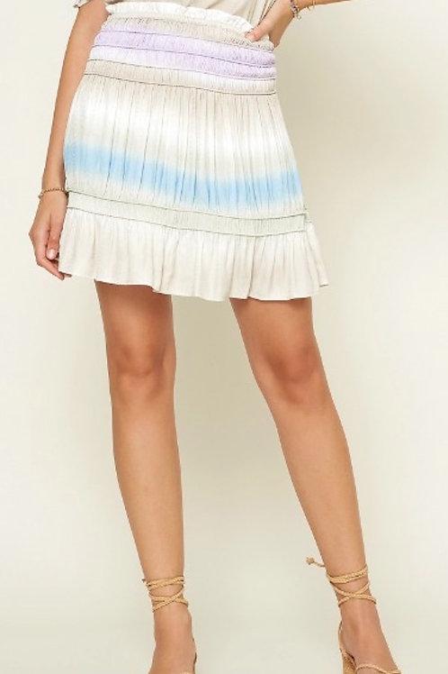 Blue Hue Skirt