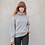 Thumbnail: Grey Design Sweater