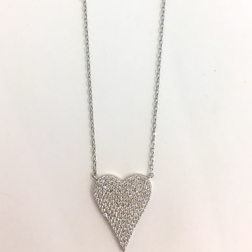 Sparkle with Love Necklace