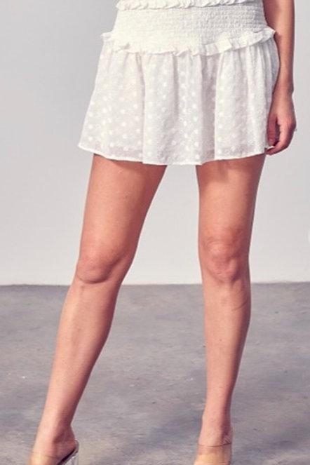 Pretty in Polka Dots Skirt