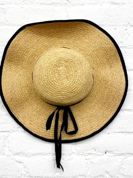 Wrapped in a Bow Sun Hat