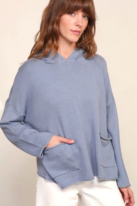 Cozy Hoodie with Front Pockets